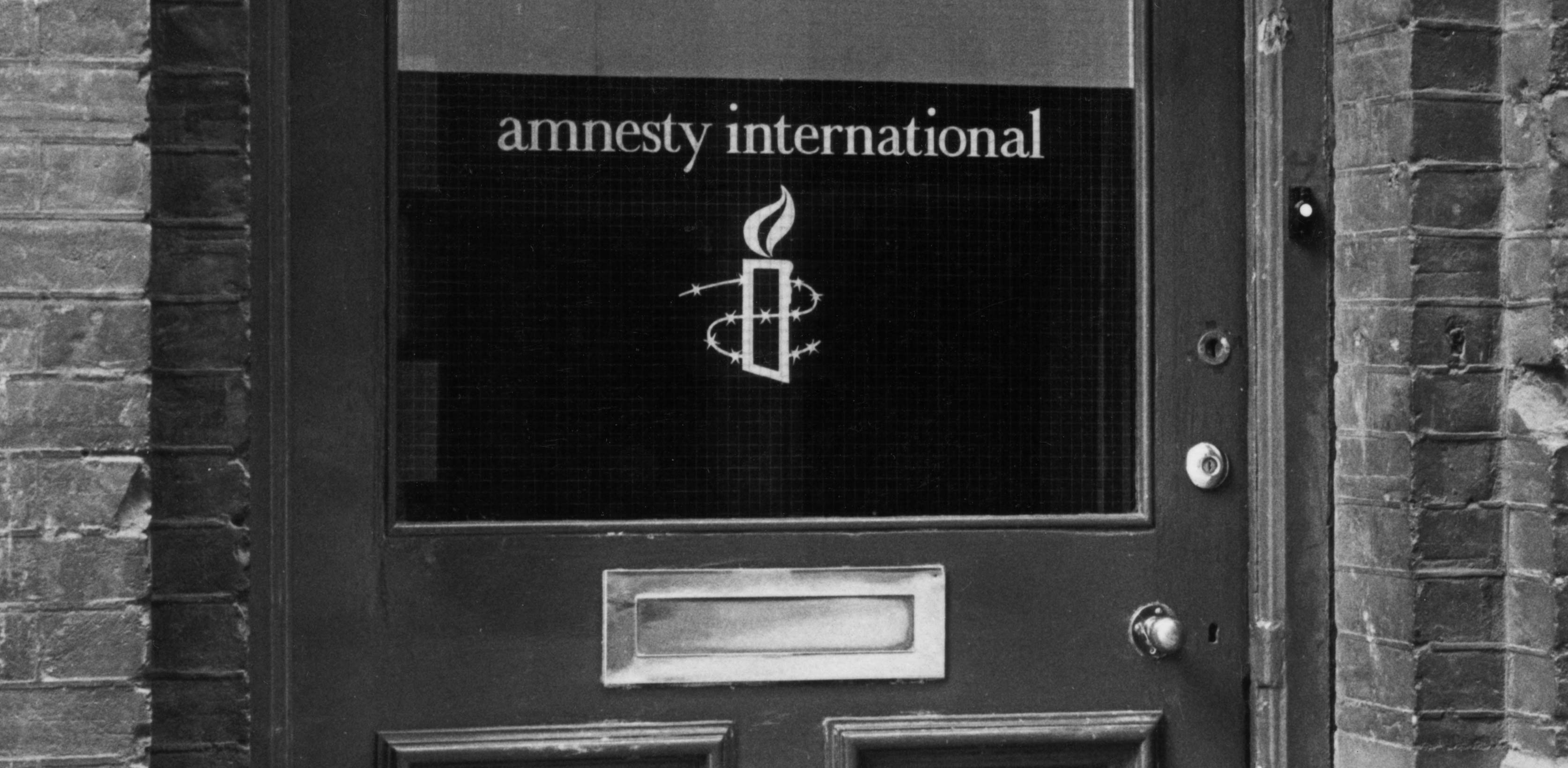 The story behind Amnesty International